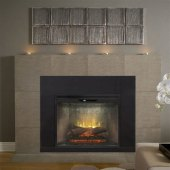 Best Electric Fireplace To Heat Basement