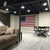 Exposed Basement Ceiling Paint Ideas