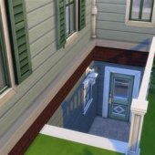 How To Add Stairs Basement Sims 3