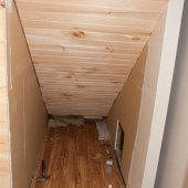 How To Insulate Around Basement Stairs