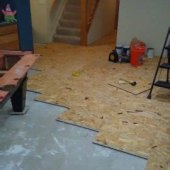 How To Level A Sloped Basement Floor