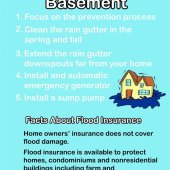 Ways To Stop Basement Flooding